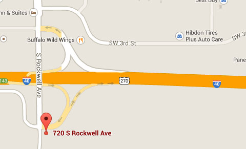 Click here for a Google Map to Rockwell RV Park